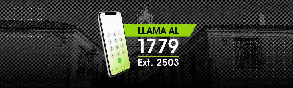 Llama al 1779